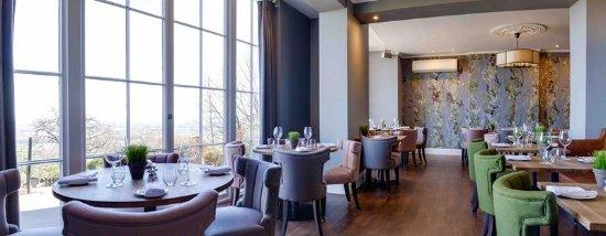 Malvern Wells, UK: Restaurant