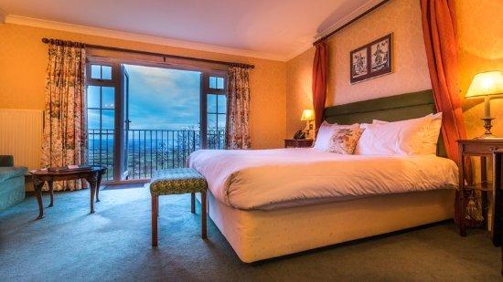 Malvern Wells, UK: Guest room