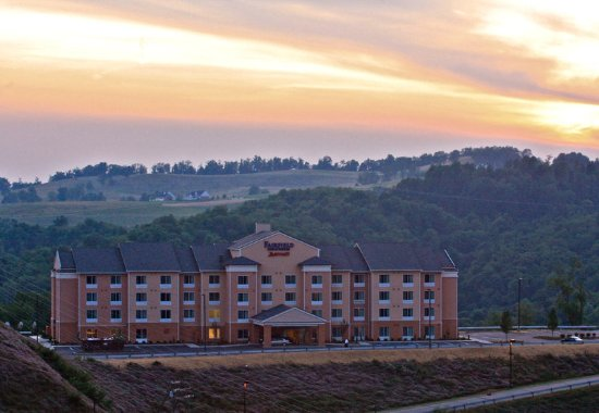Fairfield Inn & Suites Morgantown: Exterior