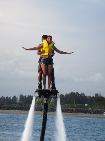 Tanjungbenoa, Indonezja: Best Bali Water Sport the only place offer crazy promo and discount for the water sport activiti