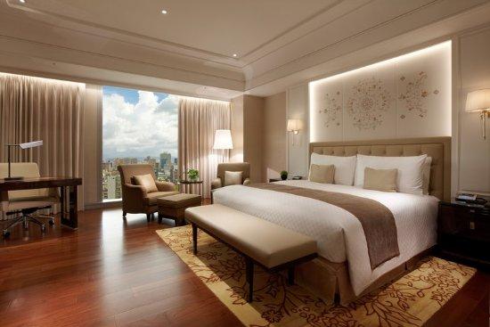 The Okura Prestige Taipei: Guest room