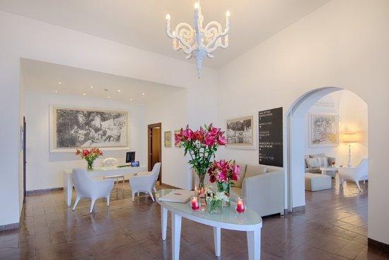 NH Collection Grand Hotel Convento di Amalfi: Lobby