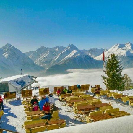 Ftan, Sveits: Einige Bilder von meinem Prui.
