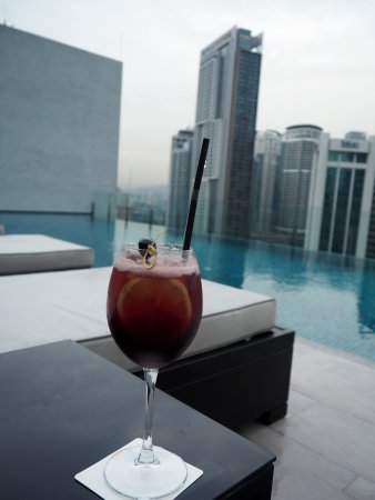 Amazing view from Man Tao Bar!
