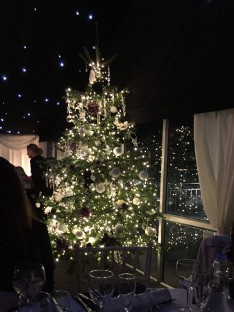 Calne, UK: Christmas at the Dumb Post