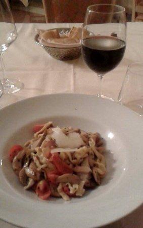 Vizzola Ticino, Italien: Dinner