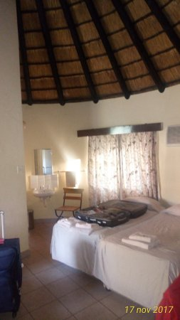 Skukuza Rest Camp : Interno camera