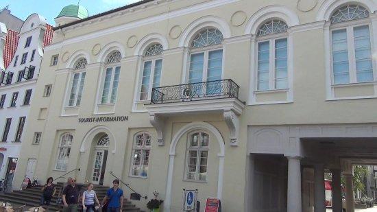 Rostock, Deutschland: Palais und Barocksaal