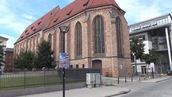 Rostock, Deutschland: Sankt Michaeliskirche