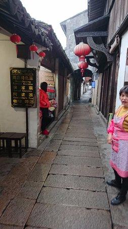 Kunshan, Cina: shophouses