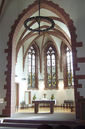 alte nikolaikirche frankfurt am main bewertungen und fotos. Black Bedroom Furniture Sets. Home Design Ideas