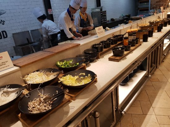 Hwaseong, South Korea: Foods at VIP