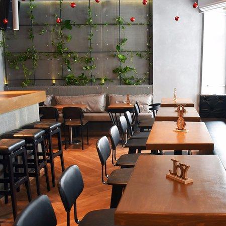 Okio Cafe Bar Syros Greece