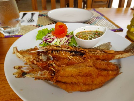 View thai spice cuisine tripadvisor for Deep fried whole fish