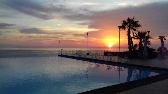 Santa Tecla, إيطاليا: L'alba