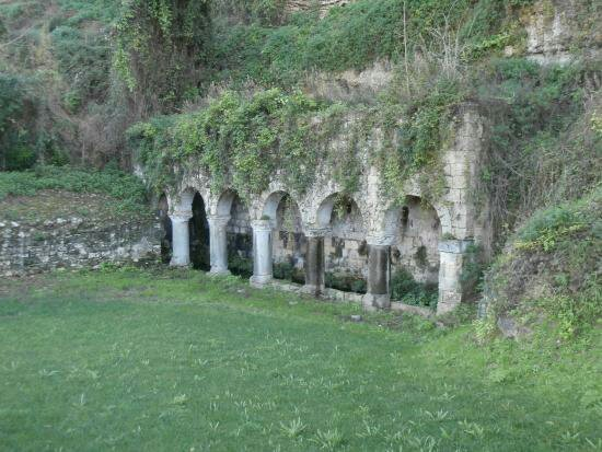 Tarquinia, Italië: Fontana Nova