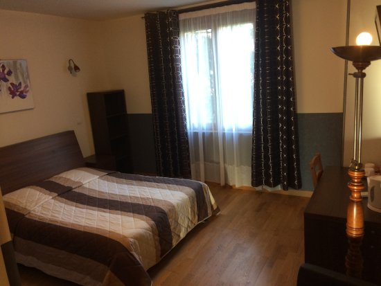chambre jardin pmr photo de auberge du moulin haut chaumont sur aire tripadvisor. Black Bedroom Furniture Sets. Home Design Ideas