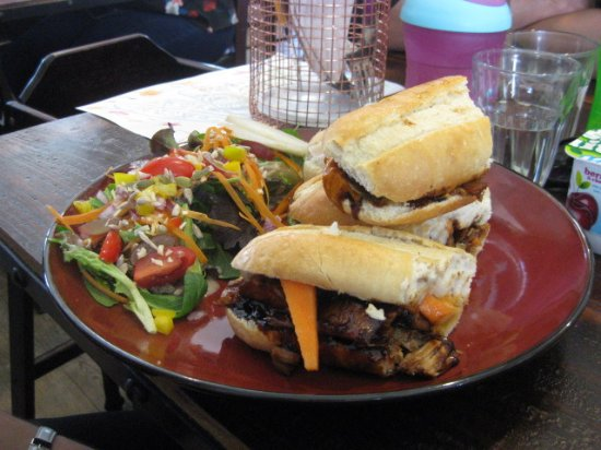 Waihi Beach, New Zealand: Vietnamese Banh Mi