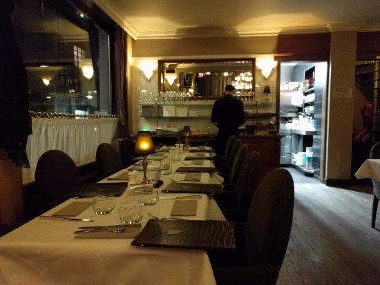Design Keukens Antwerpen : Keuken zicht foto van brasserie den artist antwerpen tripadvisor