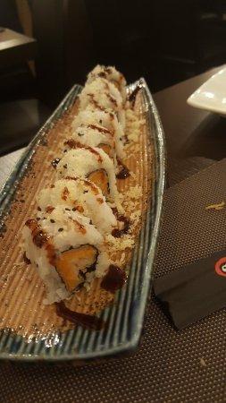 Buon sushi e ottimo pesce