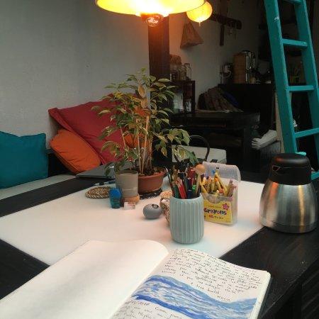 photo de l 39 oasis me s le centre de flottaison paris tripadvisor. Black Bedroom Furniture Sets. Home Design Ideas