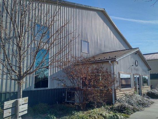Arrington, Βιρτζίνια: The entrance to the Blue Mountain Barrel House