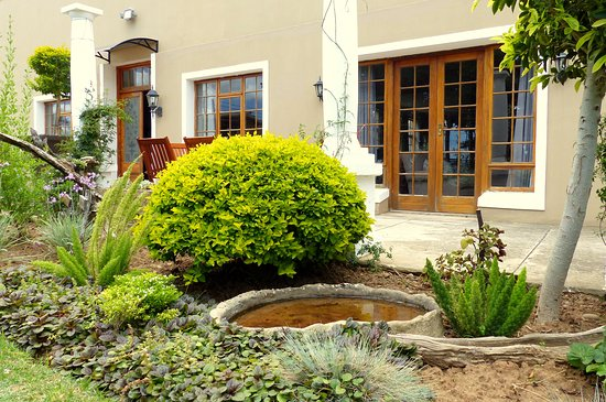 Addo, Νότια Αφρική: Guest Patio