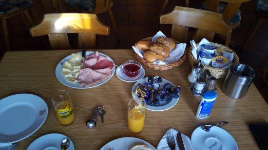 Waldstetten, ألمانيا: La colazione