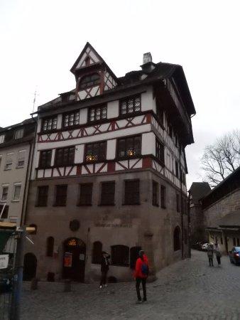 Albrecht-Dürer-Haus: Durer's house