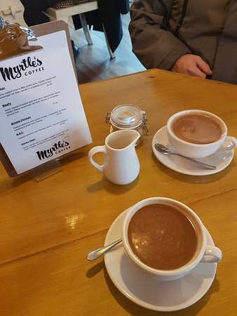 Myrtle's Coffee