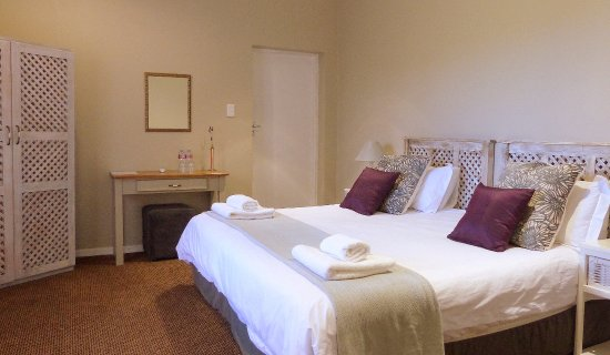 Addo, South Africa: Our Cozy Suite