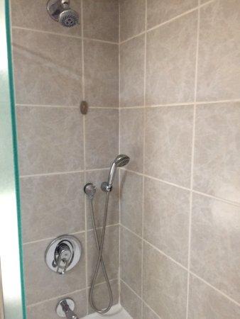 Crowne Plaza Tel Aviv Beach: shower