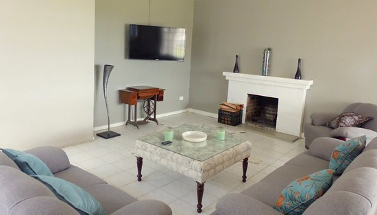 Addo, South Africa: Tv Lounge