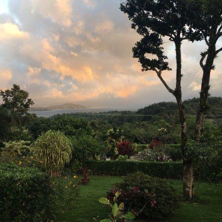 A peaceful mountain retreat