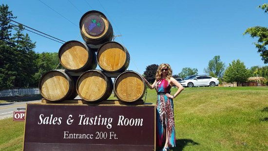 Lake Leelanau, MI: Good Harbor Vineyards