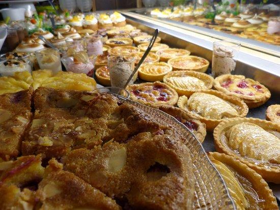 Montmelian, Francia: Buffet des desserts