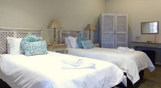 Addo, Sydafrika: Twin Cozy Suite