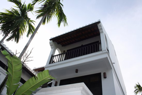 Hoi An Ancient House Resort & Spa: If you don't like stairs, ask for a room on the ground floor.