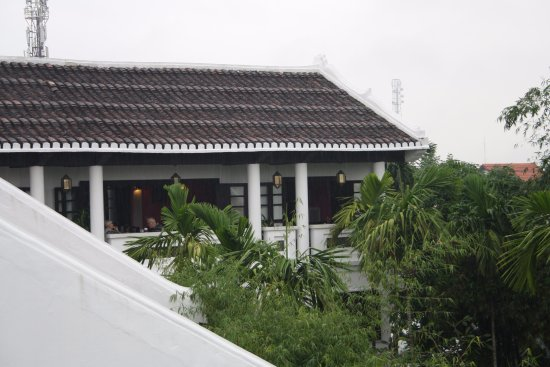 Hoi An Ancient House Resort & Spa: Hotel dining room