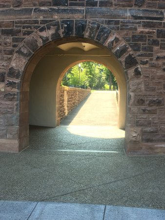 Richardson Olmsted Campus: Archway