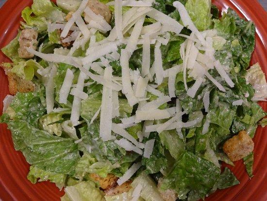 Croton Falls, NY: Caesar Salad