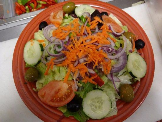 Croton Falls, نيويورك: Garden Salad