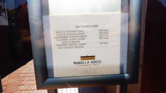 Mandela House Photo