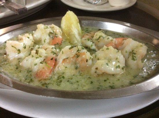 Chestertown, Estado de Nueva York: Shrimp Scampi