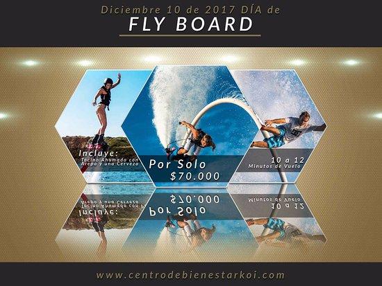 Penol, Colombia: Si te gusta la adrenalina y los deportes acuáticos, ven y disfruta de nuestro día de Fly Board