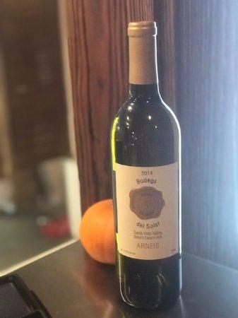 Santa Ynez, CA: Bodega del Solar Local Wine