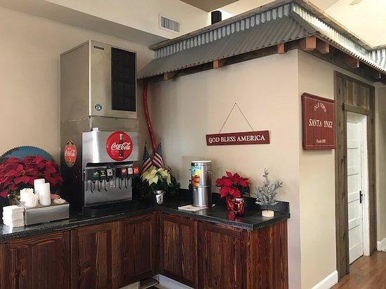 Santa Ynez, CA: CocaCola