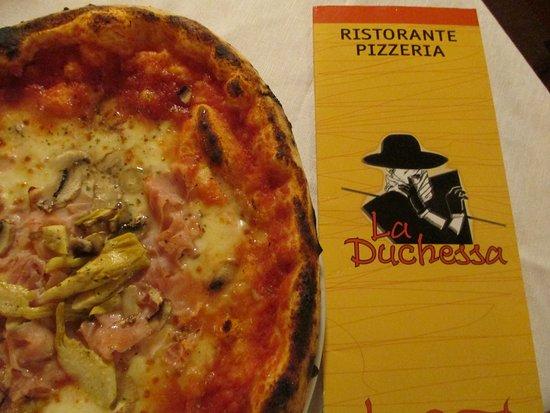 Pizzeria la duchessa photo de la duchessa alba for Alba cuisine italienne