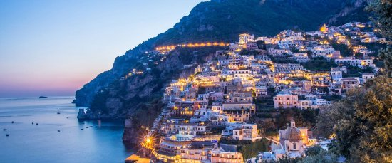 Positano in Limo by Carmine's Coast