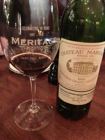 Meritage : The superb wine